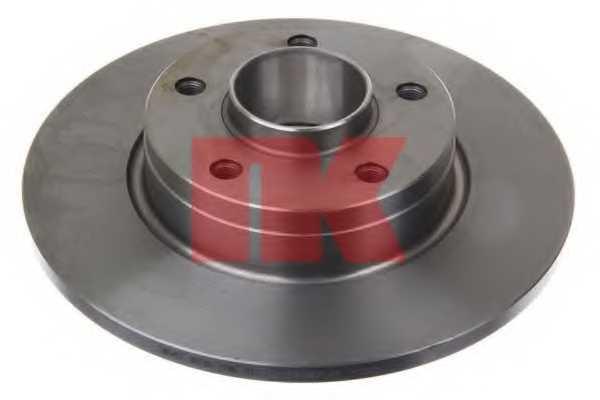 Тормозной диск NK 203647 - изображение