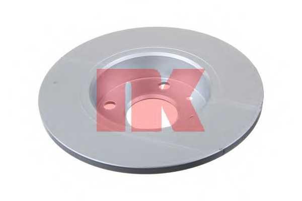 Тормозной диск NK 203649 - изображение 1