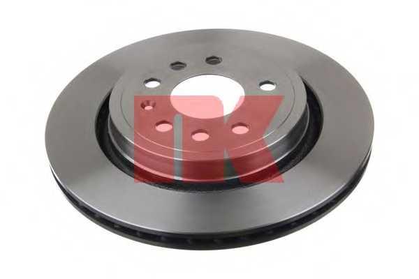 Тормозной диск NK 203650 - изображение