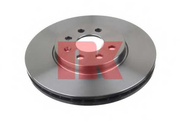 Тормозной диск NK 203651 - изображение 1