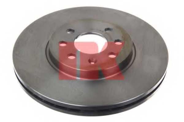 Тормозной диск NK 203652 - изображение 1