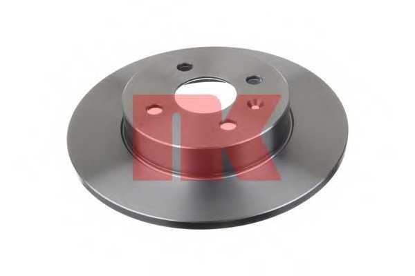 Тормозной диск NK 203655 - изображение 1