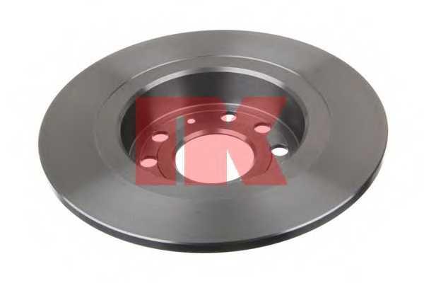 Тормозной диск NK 203664 - изображение 1