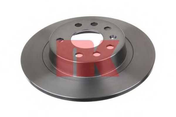 Тормозной диск NK 203664 - изображение