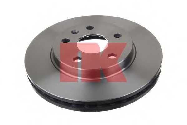 Тормозной диск NK 203667 - изображение 1