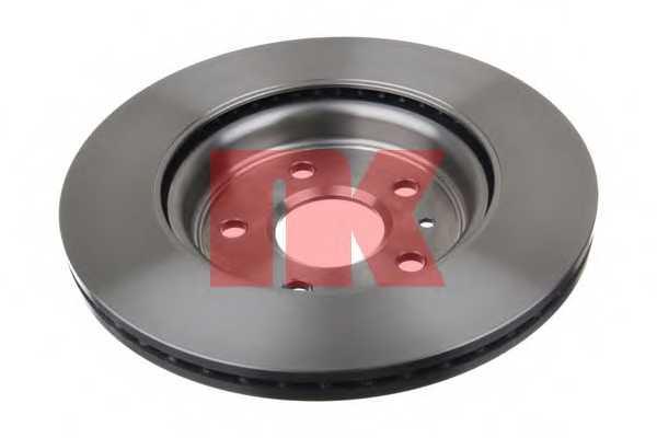 Тормозной диск NK 203670 - изображение 1