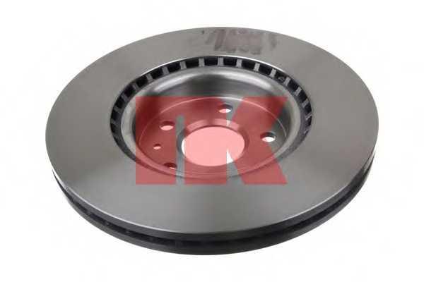 Тормозной диск NK 203671 - изображение