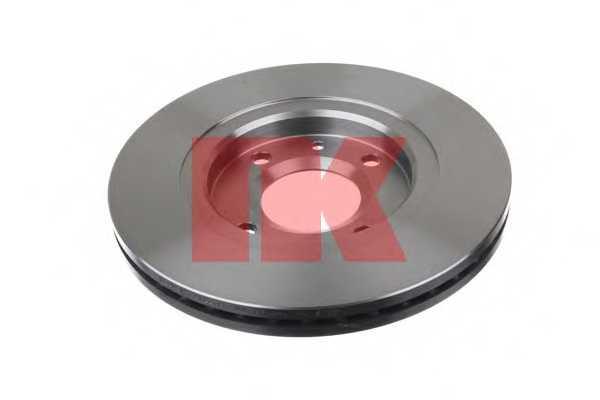 Тормозной диск NK 203719 - изображение 1