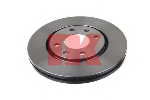 Тормозной диск NK 203719 - изображение