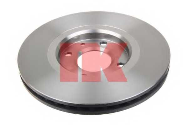Тормозной диск NK 203720 - изображение 1
