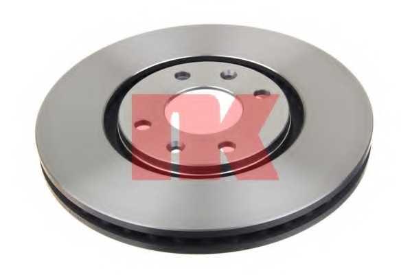 Тормозной диск NK 203720 - изображение