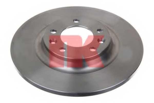 Тормозной диск NK 203729 - изображение