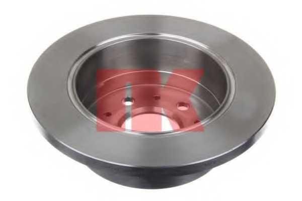 Тормозной диск NK 203731 - изображение 1