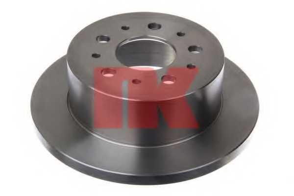 Тормозной диск NK 203731 - изображение
