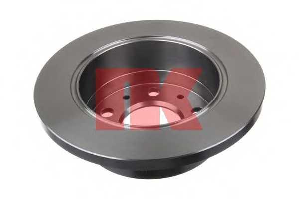 Тормозной диск NK 203732 - изображение 1
