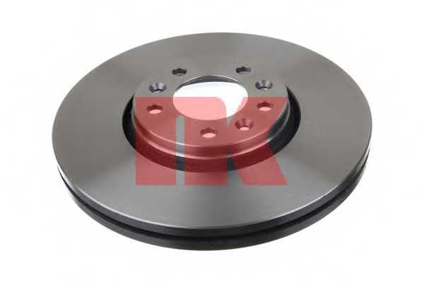 Тормозной диск NK 203734 - изображение 1
