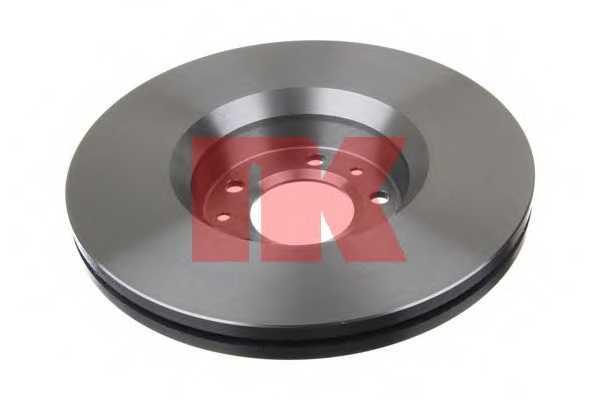 Тормозной диск NK 203734 - изображение
