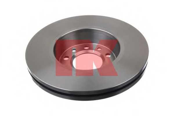 Тормозной диск NK 203735 - изображение 1
