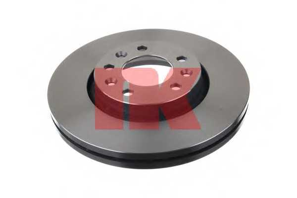 Тормозной диск NK 203735 - изображение