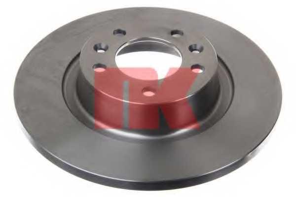 Тормозной диск NK 203736 - изображение 1