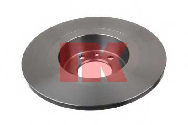 Тормозной диск NK 203740 - изображение 1