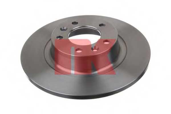 Тормозной диск NK 203740 - изображение