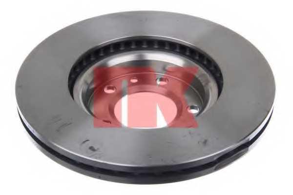 Тормозной диск NK 203741 - изображение 1