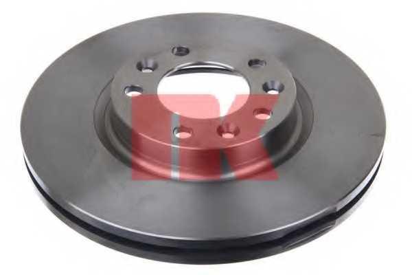 Тормозной диск NK 203741 - изображение