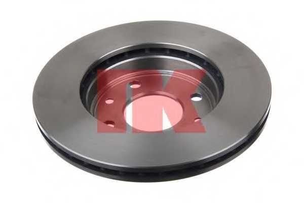 Тормозной диск NK 203909 - изображение 1