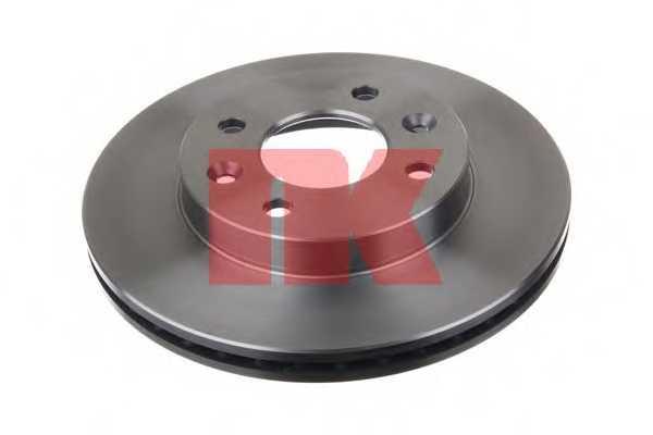Тормозной диск NK 203909 - изображение