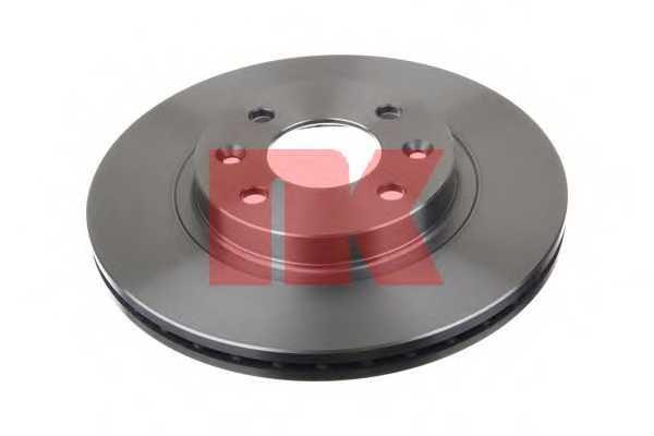 Тормозной диск NK 203910 - изображение 1