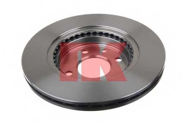 Тормозной диск NK 203910 - изображение