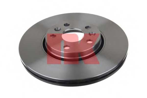 Тормозной диск NK 2039101 - изображение