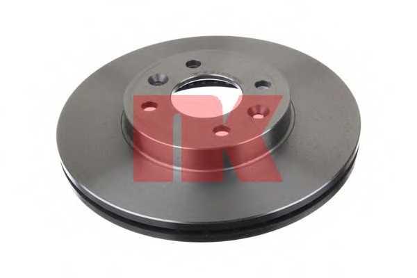 Тормозной диск NK 203911 - изображение 1