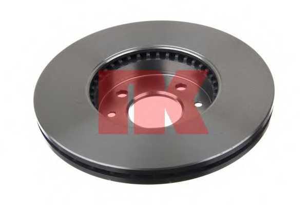 Тормозной диск NK 203911 - изображение
