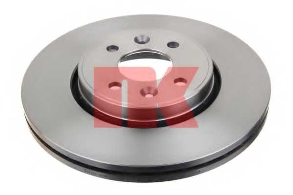 Тормозной диск NK 203919 - изображение 1