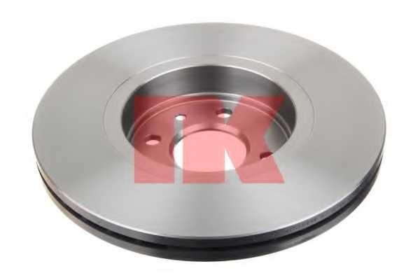 Тормозной диск NK 203919 - изображение