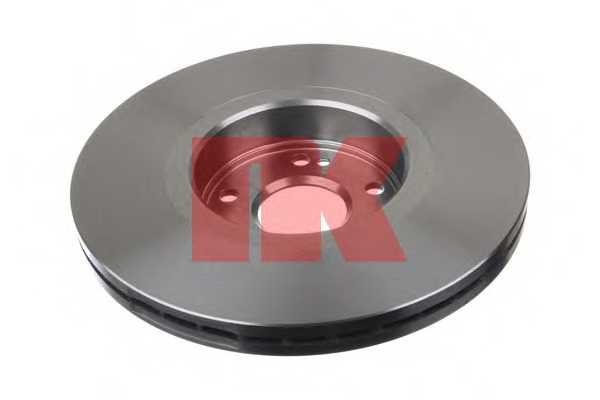 Тормозной диск NK 203932 - изображение 1