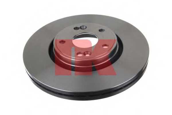 Тормозной диск NK 203932 - изображение