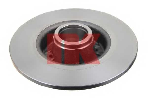 Тормозной диск NK 203935 - изображение 1