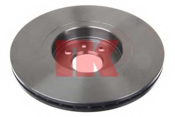 Тормозной диск NK 203947 - изображение 1