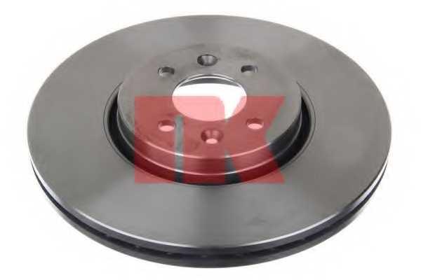 Тормозной диск NK 203947 - изображение