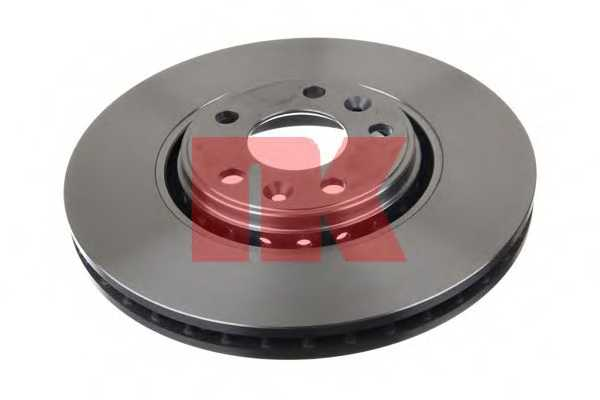 Тормозной диск NK 203969 - изображение 1