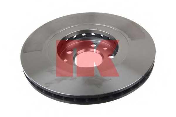 Тормозной диск NK 203969 - изображение