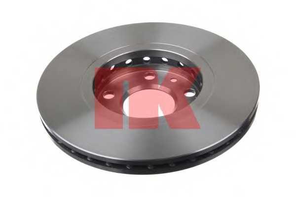 Тормозной диск NK 203970 - изображение 1