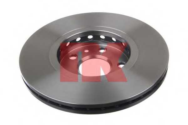 Тормозной диск NK 203974 - изображение 1