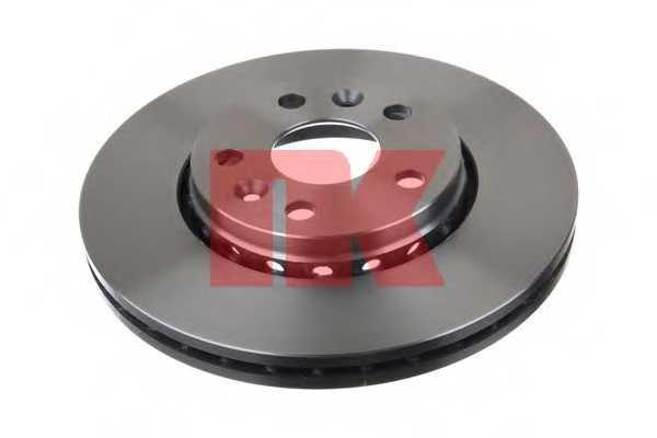 Тормозной диск NK 203974 - изображение