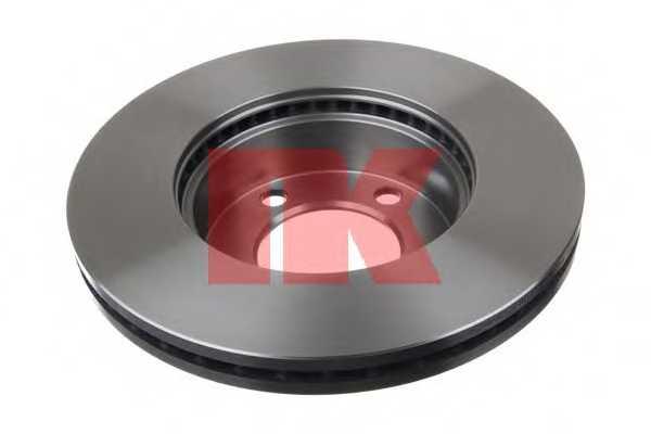Тормозной диск NK 203976 - изображение 1