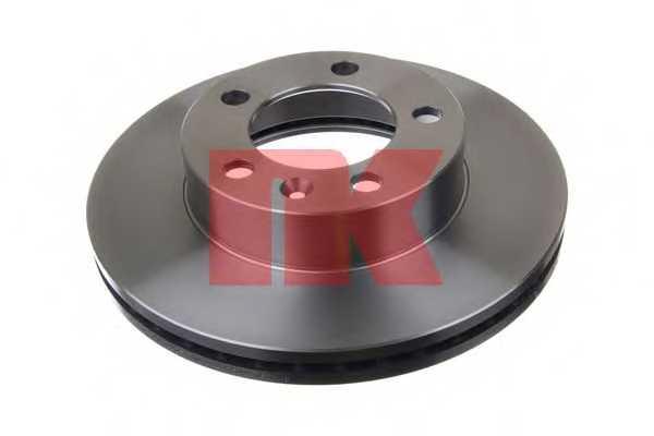 Тормозной диск NK 203976 - изображение