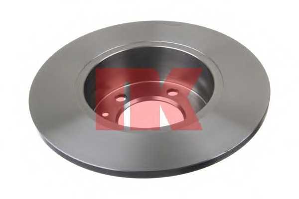 Тормозной диск NK 203977 - изображение 1